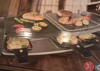 Grill elektryczny raclette Silvercrest Kitchen Tools