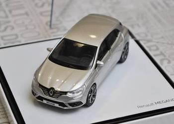 Renault Megane IV - model samochodu w skali 1:43