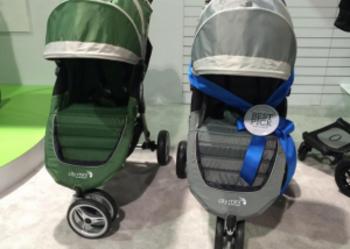 Wózek spacerowy baby jogger city mini 3 kołowy