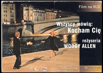 Woody Allen -  Wszyscy mówią: kocham cię TANIO