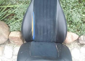 Fotel kierowcy maluch fiat 126p ST FL EL kubełki