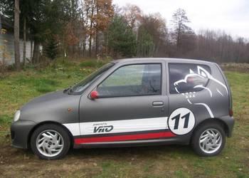 Fiat Seicento 1.1 Sporting Jedyny Taki