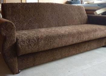 Kanapa wersalka sofa rozkładana pojemnik wypoczynek