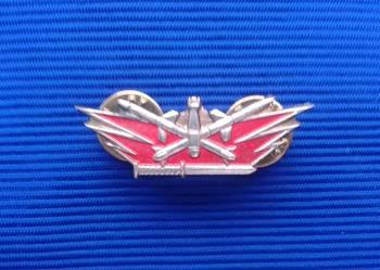 Izrael IDF odznaka Saperów