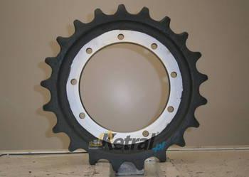 CAT 303 Koło napędowe / koło zębate / gwiazda ciągnąca