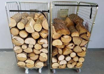 Drewno opałowe,kominkowe WÓZEK do transportu