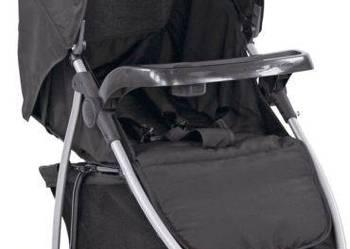 Wózek Spacerowy BABY START 3 RIA Trzykołowy spacerówka