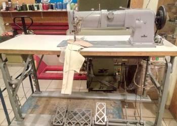 Maszyna do szycia Stębnówka Długoramienna Adler Durkopp Pfaf