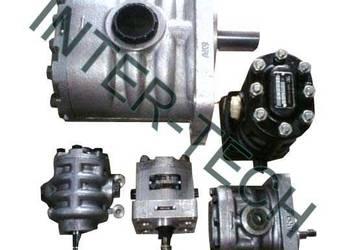 ~~~{M} SPRZEDAM Pompy hydrauliczne zębate: PZ-40TW, PZ-63~