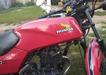 HONDA CB250RS, 1982r #PIĘKNY KLASYK 100% Oryginał# Jak nowy#