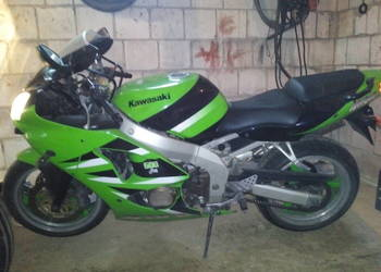 Sprzedam Kawasaki Ninja ZX600-J2