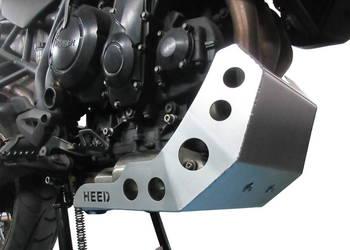 Osłona silnika HEED do Triumph Tiger 800 - aluminiowa surowa