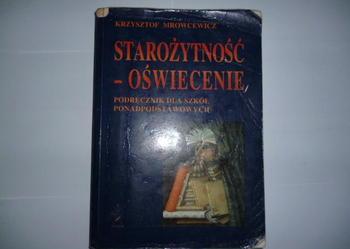 Starożytność - oświecenie - Mrowcewicz Krzysztof