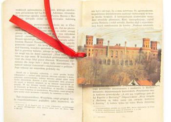 zakładka z zamkiem, zamki zakładka do książki, zamek zakładk