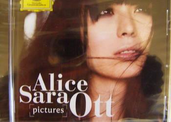 """Płyta CD """"Pictures"""" - Alice Sara Ott (nowa)"""