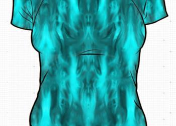 Topy i T-shirty damskie Patxgraphic