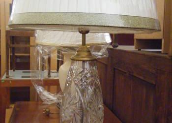 Lampy kryształowe i porcelanowe