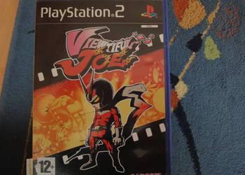 Viewtiful Joe - gra na PS2 stan bdb(biały kruk)