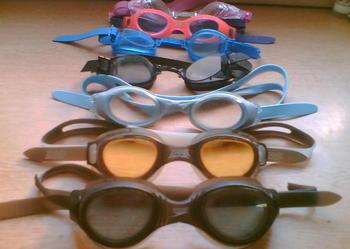 Okularki pływackie SPEEDO ZOGGS - okulary na basen