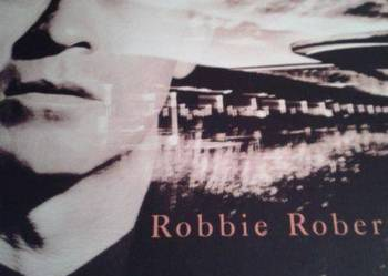 Robbie Robertson - Robbie Robertson ,87, lp, Germany