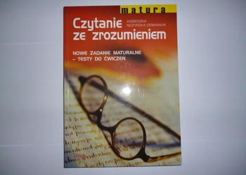 Czytanie ze zrozumieniem - Nożyńska-Demianiuk Agnieszka