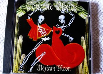 CONCRETE BLONDE-MEXICAN MOON>CD IDEAŁ