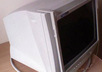 monitor CRT Daewoo CMC 1511B + filtr Polaroid AG 400