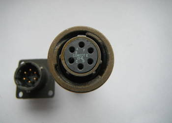 Złącze wtyk wtyczka KPT02E10-6P Amphenol ITT Canon Ambalator