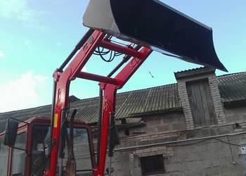 WOL-MET Tur 4 samopoziomujący o udźwigu 1500 kg sterowany jo