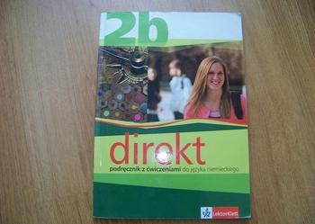 direkt podręcznik z ćwiczeniami do j. niemieckiego z płytą