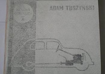 Budowa i obsługa samochodu tom 1 - A. Tuszyński