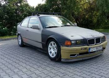 BMW e36 is gruz/drift