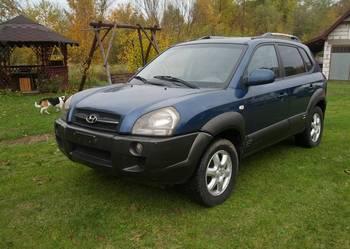 Hyundai Tucson 2,0 CRDi, klima
