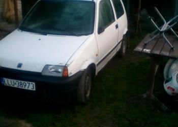 Fiat Cinqecento 900 ważne OC