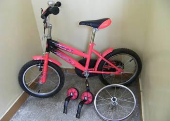 Rowerek dziecięcy dziewczęcy HAPPY 16 cali