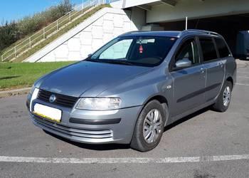 ! LPG ! Fiat Stilo 1.8 gaz kombi 2005r TANIO