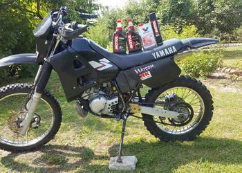Yamaha DT 125 R (nie YZ KX CR RM KLX KMX LC2)