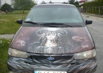 Ford Windstar zarejestrowany - sprzedam!