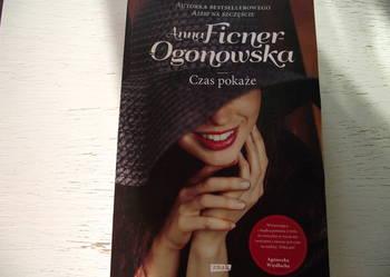 """""""CZAS POKAŻE"""" - Anna Ficner Ogonowska"""