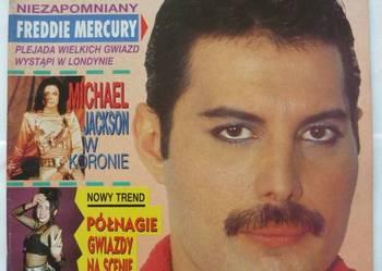 POPCORN 1992 NR 04 - MERCURY FREDDIE + AUTOGRAFY