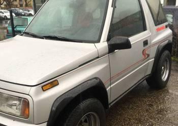 Suzuki Vitara Chevrolet Geo Tracker