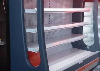 Regał chłodniczy Bochnia 157 cm nowy, na nabiał, sklepowe