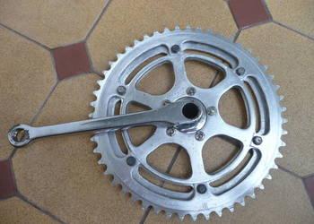Prawa korba ROMET (46/51) do rowerów HURAGAN/JAGUAR/ROMET