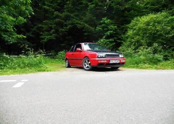 Golf III Cabrio DŁUGIE OPŁATY