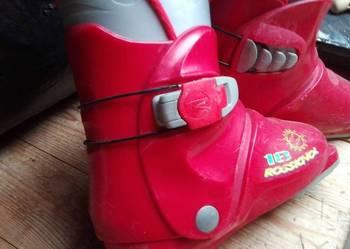 dziecięce buty narciarskie 21,5cm