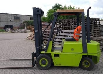 Wózek widłowy CESAB SID/L 25 Diesel, Udźwig 2,5t, Maszt 3,2m
