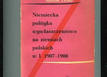 Niemiecka polityka wywłaszczeniowa na ziemiach polskich