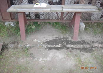 kobyłka stalowa , kobyłka prasa do klejenia ramiaków drewna