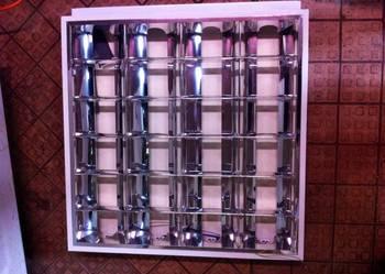 Lampa SKAN oprawa podtynkowa 60 x 60 4x18w - 4 sztuki
