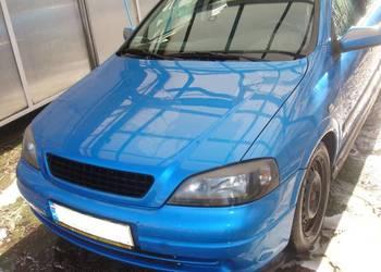 Astra II 1.6 16V 1999r. gaz sekwencja przebieg 178tyś.